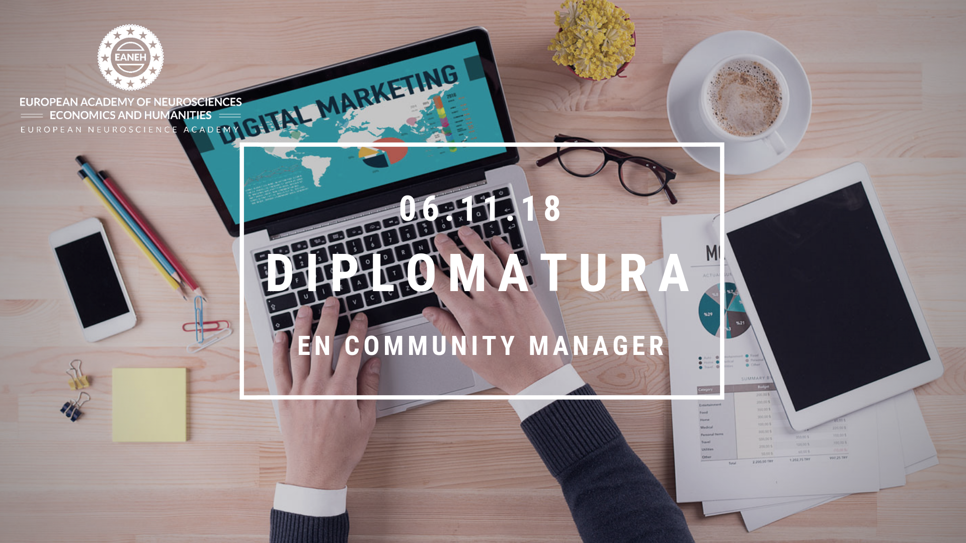 Diplomatura en Community Manager Madrid
