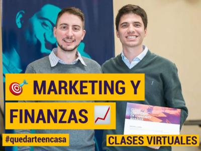 Marketing y Finanzas