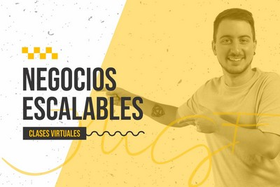 negocios escalables - rentabilidad - estrategias para crecer - marketing digital - funnels - jmgf